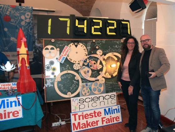 """""""Trieste Mini Maker Faire"""" è stato presentato in Municipio (© Comune di Trieste)"""