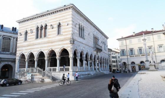 Il progetto 'Città per camminare e della salute', realizzato dall'Associazione Sweet Team Aniad con il sostegno del Comune di Udine (© Diario di Udine)
