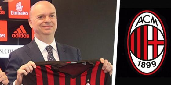 L'ad del Milan Marco Fassone