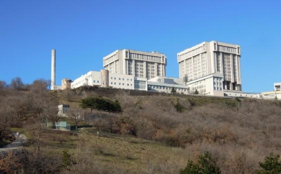 L'ospedale di Cattinara (© diario di trieste)