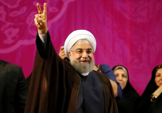 Iranian President Hassan Rouhani has vowed to work towards the removal of remaining US sanctions that are stifling trade and investment deals with Europe and Asia, but he is unlikely to receive much assistance from President Donald Trump