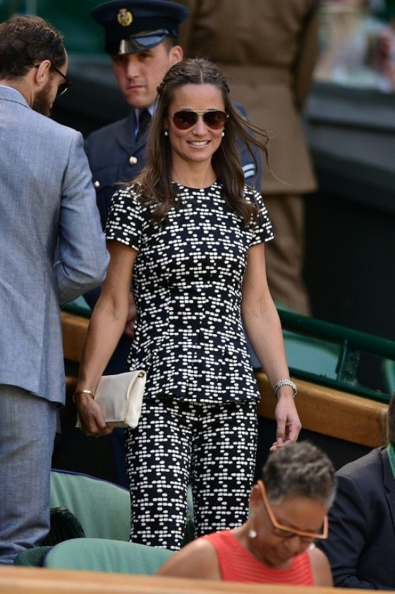 Pippa Middleton will marry financier James Matthews in the Berkshire countryside west of London