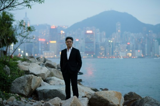 """""""Life in Hong Kong, compared to other cities, is much more vibrant.This is a great advantage for our competitiveness,"""" says 40-year-old financier Cedric Ko."""