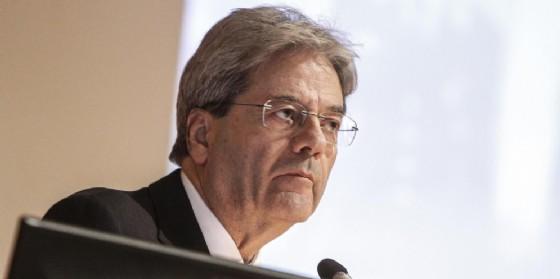 Il premier, Paolo Gentiloni. (© ANSA/GIUSEPPE LAMI)