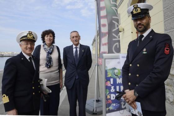 """L'assessore regionale Loredana Panariti all'evento """"Mare Nordest"""" (© Regione Friuli Venezia Giulia)"""