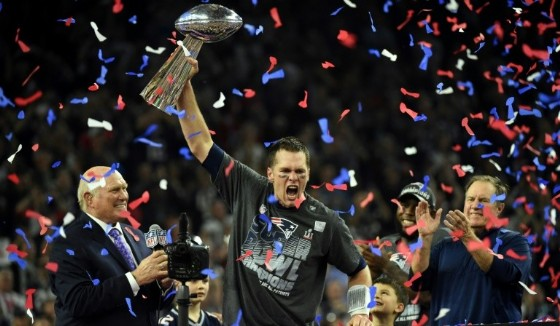 Brady will turn 40 in August, but says that he hopes to continue playing until he's 45