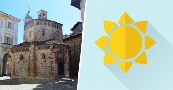 Biella, le previsioni di domenica 21 maggio (© Diario di Biella)