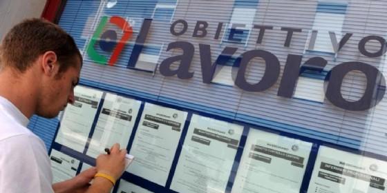 A Biella meno lavoro per gli over 35 (© ANSA)