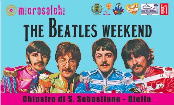 A Biella torna Microsolchi con i Beatles (© Microsolchi ufficio stampa)
