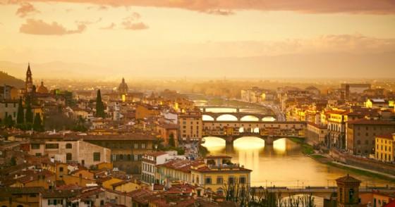 Panorama di Firenze