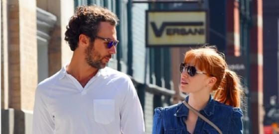 Jessica Chastain, star acclamata a Cannes, convolerà a nozze con Gian Luca Passi