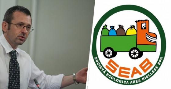 Andrea Delmastro contro Seab (© Diario di Biella)