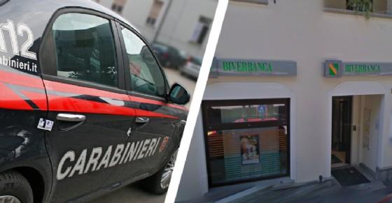 Biverbanca in via Montello a Caluso. (© Diario di Torino)