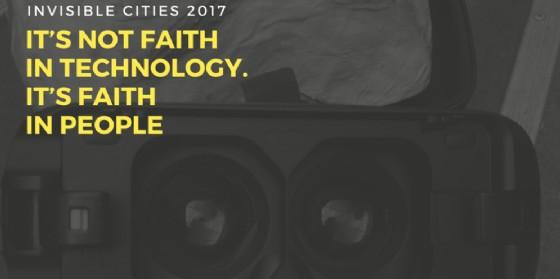 Invisible Cities 2017: Gorizia si conferma la culla italiana della multimedialità urbana