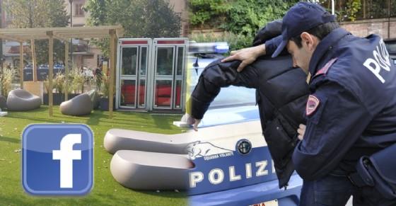 Rapina un 15enne ai giardinetti, la polizia lo arresta grazie a Facebook