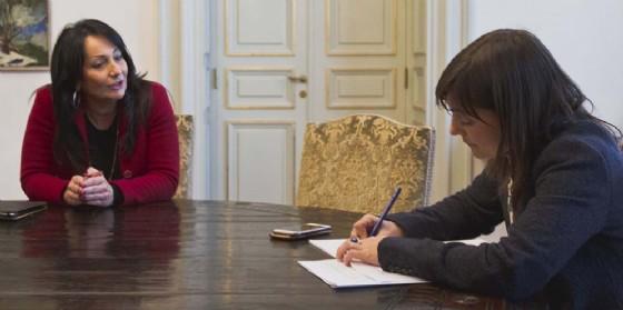 Serracchiani e Cisint hanno entrambe convenuto sull'efficacia della riforma dei porti che ha portato alla costituzione delle Autorità di sistema