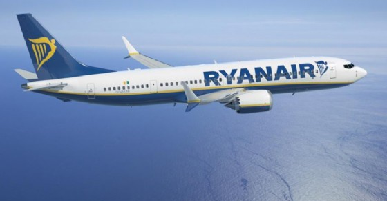 Ryanair (© Torino Giovani)