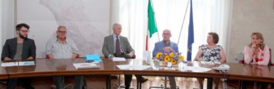 "Presentata in Municipio l'11a edizione di ""Infiorata Opicina"" (© Comune di Trieste)"