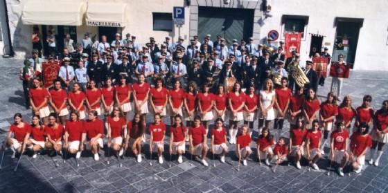 La Filarmonica Piobesina torna a Venzone per il 22° anno ed è festa (© Banda di Venzone)
