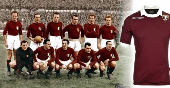 Perchè la maglia del Torino è granata?