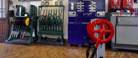 Museo Ferroviario Stazione Campo Marzio