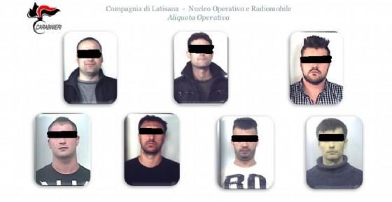 Hanno rubato betoniere per 2 milioni di euro: presa la banda (© Carabinieri)