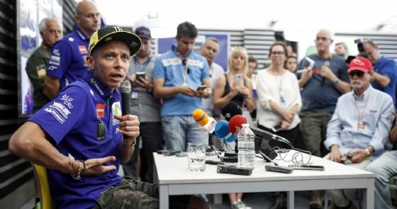 MotoGP | Rossi: leggeri antidolorifici per le PL2