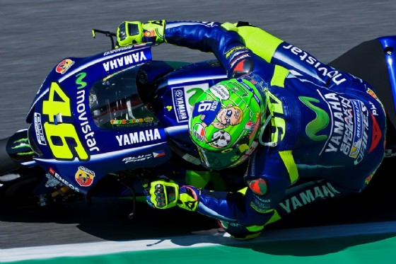 Rossi in forse al Mugello: