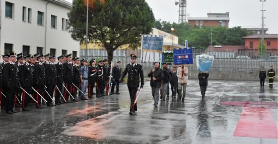 Taranto: Festa dell'Arma dei Carabinieri. 203 anni al servizio degli italiani