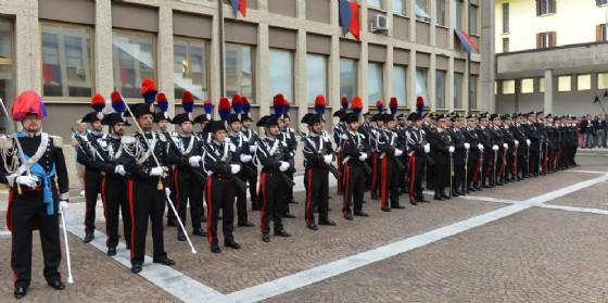Festeggiato il 203° di fondazione dell'Arma dei Carabinieri (© Diario di Udine)