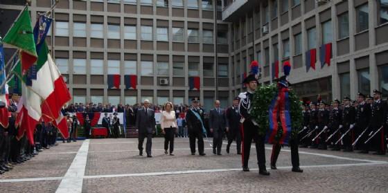 Festeggiato il 203° di fondazione dell'Arma dei Carabinieri