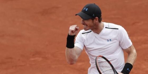 Roland Garros 2017: Murray, quarti con Nishikori