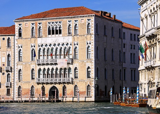 Ca' Foscari, art night Venezia (© Luisa Fumi - shutterstock.com)