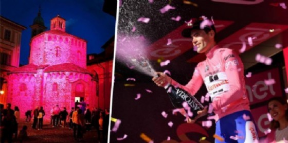 Giro d'Italia vuol dire sport ma anche turismo (© Diario di Biella)
