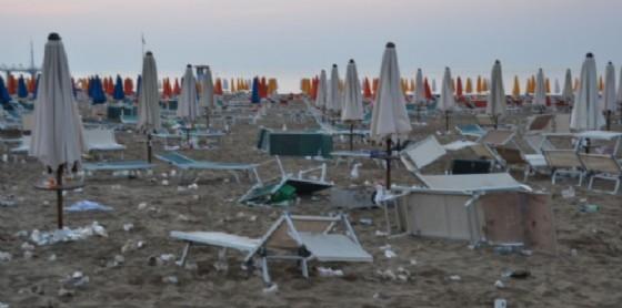 17 fogli di via e multe oltre i 3mila euro: la Pentecoste di Lignano (© Turco)