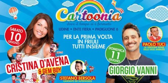 Premio Cartoonia: a Udine per la prima volta si celebra il doppiaggio italiano (© Cartoonia | Facebook)