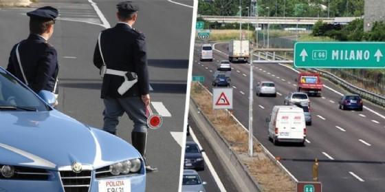 Sui fatti indaga la Polizia stradale novarese (© Diario di Biella)
