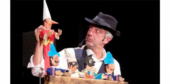 """Lo spettacolo """"Burattini senza confini - La storia di Pinocchio"""" è in arrivo a Pieris di San Canzian d'Isonzo"""