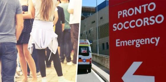 Nei giorni scorsi sono stati diffusi i positivi dati sulle code del Pronto soccorso (© Diario di Biella)