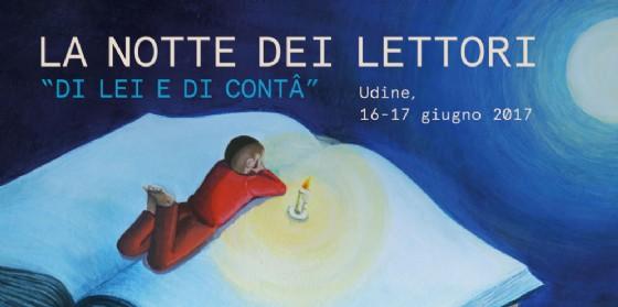 La Notte dei Lettori: Udine diventa capitale della lettura (© Notte dei Lettori)