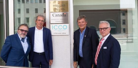 A Udine aperta una sede della Camera di Commercio dell'Ontario (© Tassotto & Max)