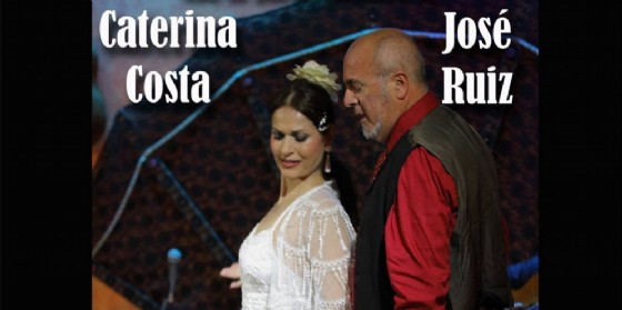 Il Flamenco va di scena al teatro Palamostre (© Viento Flamenco)