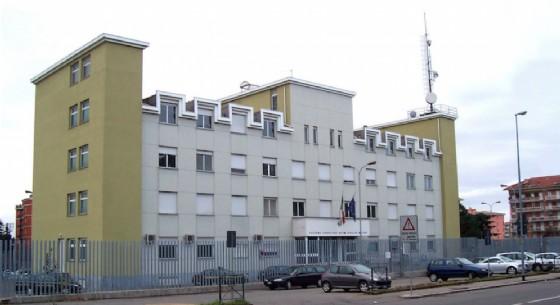 La caserma della Guardia di finanza di Biella (© Guardia di Finanza Biella)