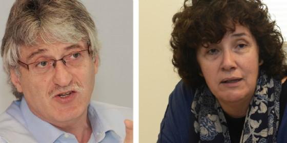 Renzo Tondo e Loredana Panariti (© Diario di Udine)