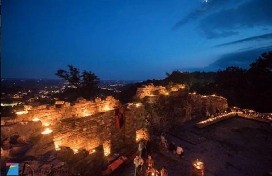 Il castello di Monte di Buja (© Ufficio Stampa Sagra del Toro)