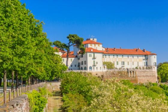 Il castello di Masino (© tennis - shutterstock.com)
