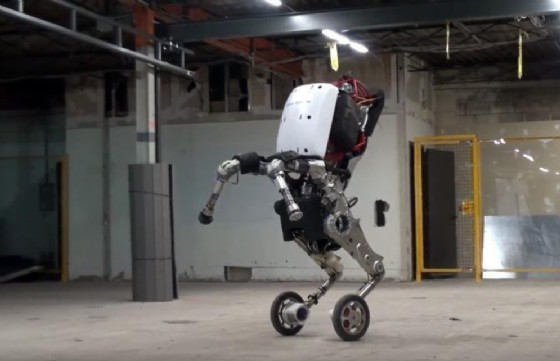 Alphabet vende i suoi robot Boston Dynamics a SoftBank