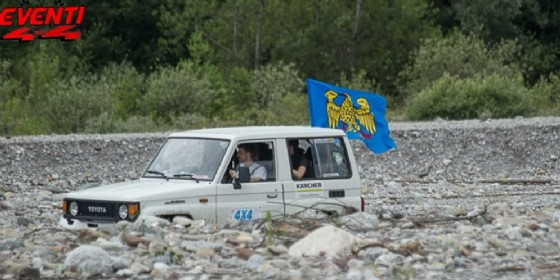 21^ edizione per il raduno Carnia 4x4 (© www.eventi4x4.it)