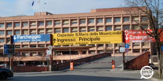 Incidente in piazzale Santa Maria della Misericordia (© Diario di Udine)