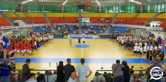 Finalmente è 'Carnera': inaugurato il palasport di Udine (© Diario di Udine)